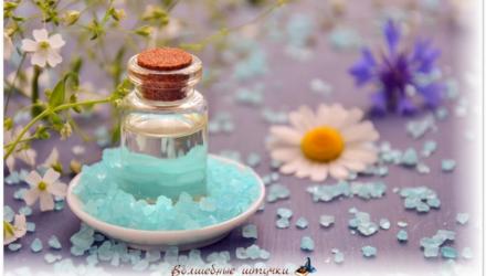 Как снять с себя негатив солью самостоятельно в домашних условиях