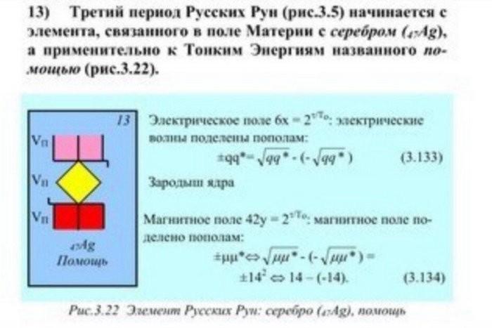 Русские руны Евгения Аверьянова