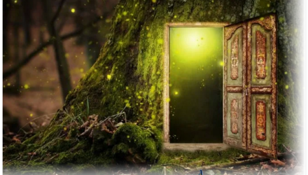 Симоронский ритуал на исполнение желаний «Волшебная дверь»